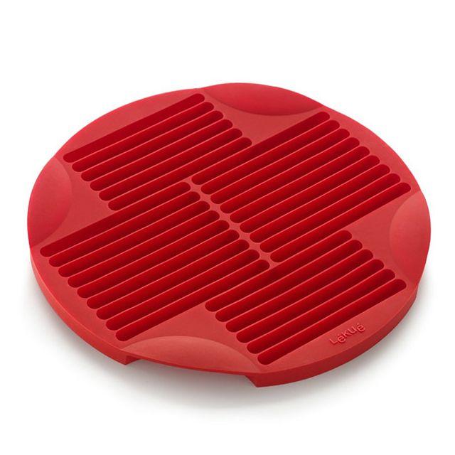 LEKUE moule à 30 sticks rouge - 0210600r01m017