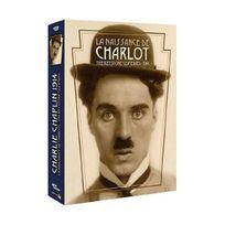 No Name - Coffret inedit Charlie Chaplin : La naissance de Charlot - The Keystone comedies - 1914