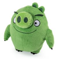 Spin Master - Peluche 20 cm Angry Birds : Cochon vert