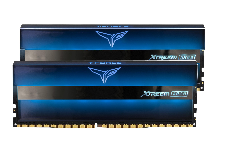 Xtreem ARGB - 2 x 8 Go - DDR4 3200 MHz - RGB - Noir