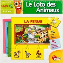 - Jeu éducatif Loto des animaux - de 3 à 6 ans
