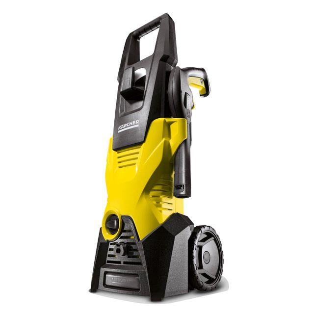 KARCHER Nettoyeur haute pression K3 Car & Home - 1.601-820.0 Le Nettoyeur haute pression K3 Car & Home est doté d'une puissance de 1600 W. Très complet, il sera performant pour tous vos travaux de nettoyage.