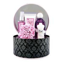 Gloss - Coffret cadeau coffret de bain au délicat parfum de rose - 5pcs
