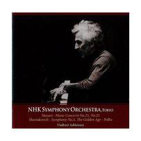 King - Concertos piano nos 21 22, Symphonie n 5 op 47, L'âge d'or Polka