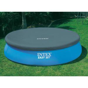 Intex b che de protection piscine autoport e 5 49 m for Bache piscine intex 5 49