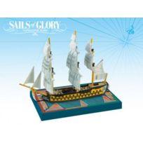 Ares Games - Jeux de société - Sails Of Glory - Ship Pack : Commerce de Bordeaux 1784