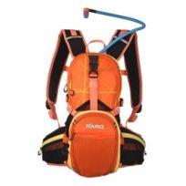 Source - Sac à dos d'hydratation Race 3L orange-jaune