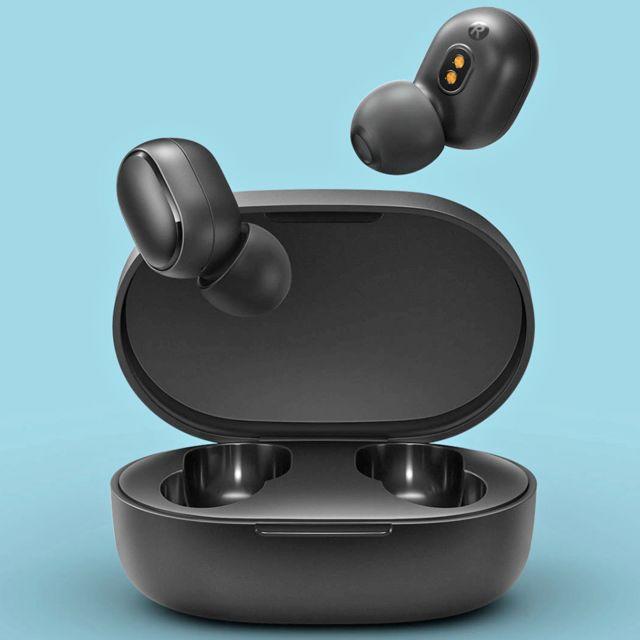 Xiaomi Redmi Airdots Tws Bluetooth 5.0 Écouteurs Stéréo Appels Mains Libres