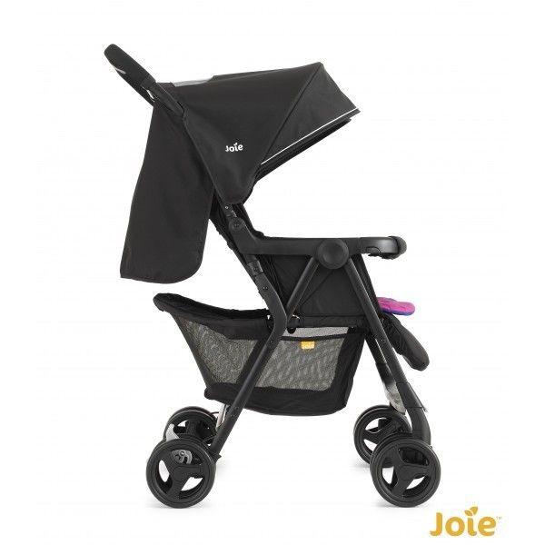 JOIE - Poussette Aire Double Rose et Bleu Naissance à 3 ans