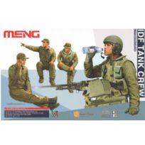 Meng - Figurines équipage de blindé israélien