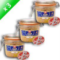 Domaine De Castelnau - Foie Gras de Canard Entier Label Rouge 320g x3