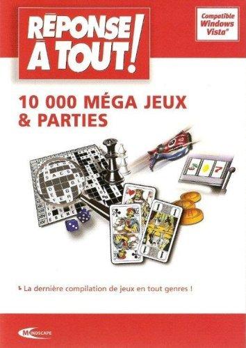 10 000 Mega jeux et parties - Pc - Neuf