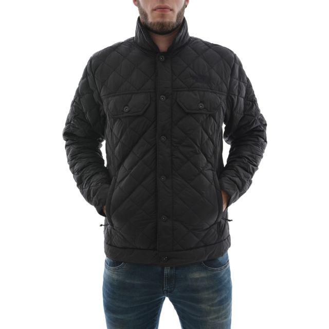 d37fe30425 The north face - Blousons et vestes 2tca sherpa noir Xl - pas cher Achat / Vente  Blouson homme - RueDuCommerce