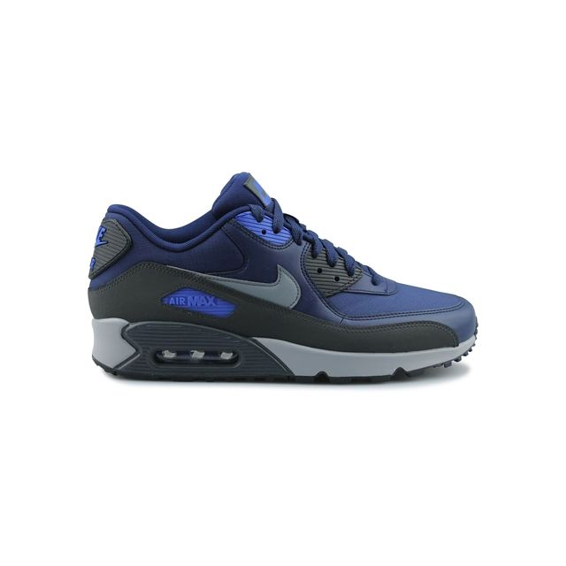 Nike - Air Max 90 Essential Bleu 537384-418