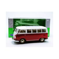 Welly - 1/24 - Volkswagen Combi T1 Bus - 1963 - 22095R
