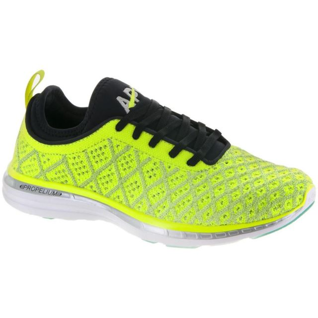 Athletic Propulsion Labs Basket mode TechLoom Phantom Yellow Sh1-2-005-737