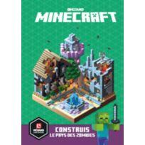 Minecraft Construis Le Pays Des Zombies