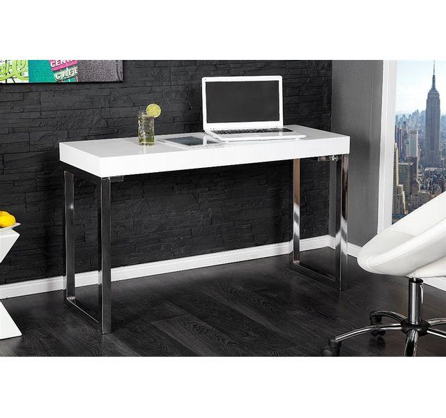 CHLOE DESIGN Bureau design Madison - blanc