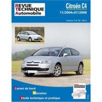 Topcar - Revue technique pour Citroën C4