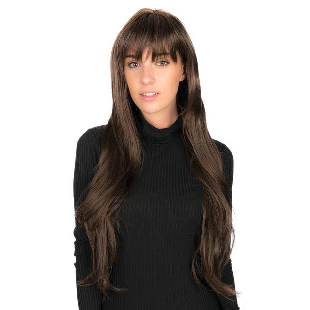 Secretdressing - Cheveux Long Crepeles Avec