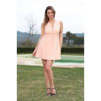 Dresscode - Dress Code Robe Allyson R1173-6 Rose