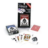 France Cartes - Jeu de poker classique 54 cartes