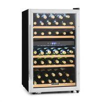 KLARSTEIN - Vinamour 40D Cave à vin 135L 2 zones de température 41 bouteilles