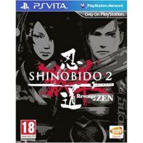 Vita - Shinobido 2 Revenge Of Zen Ps