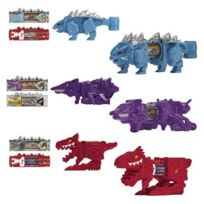 Bandai - Power Rangers - Power Rangers pack de 2 dino charge