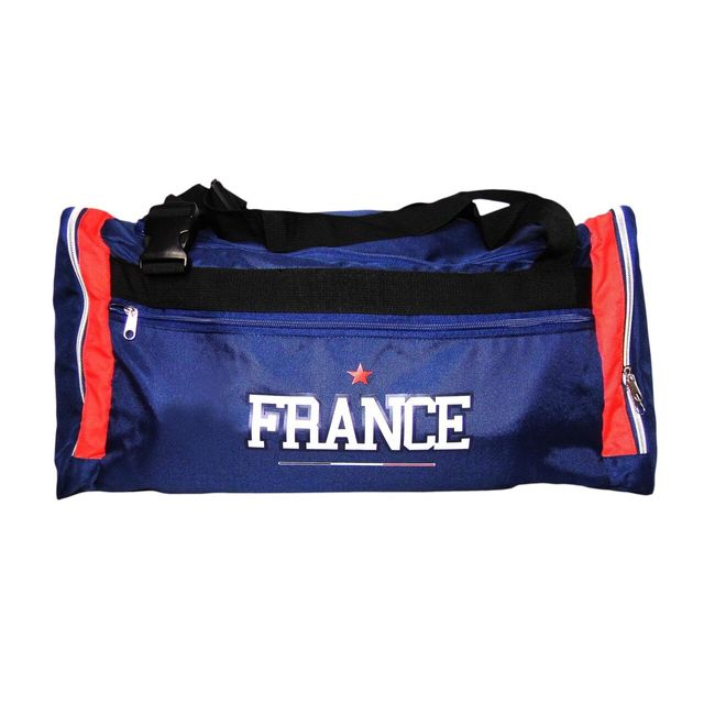 Fff - Sac de sport sous Licence Officielle - Contenance   50 Litres -  Entreposer les affaires de sport - pas cher Achat   Vente Sacs de sport -  ... 7c134fe3fb1