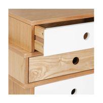 commode 30 cm profondeur achat commode 30 cm profondeur pas cher soldes rueducommerce. Black Bedroom Furniture Sets. Home Design Ideas