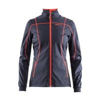 Craft - Xc Veste Force Dame Gravel Et Rose Panic Veste ski nordique
