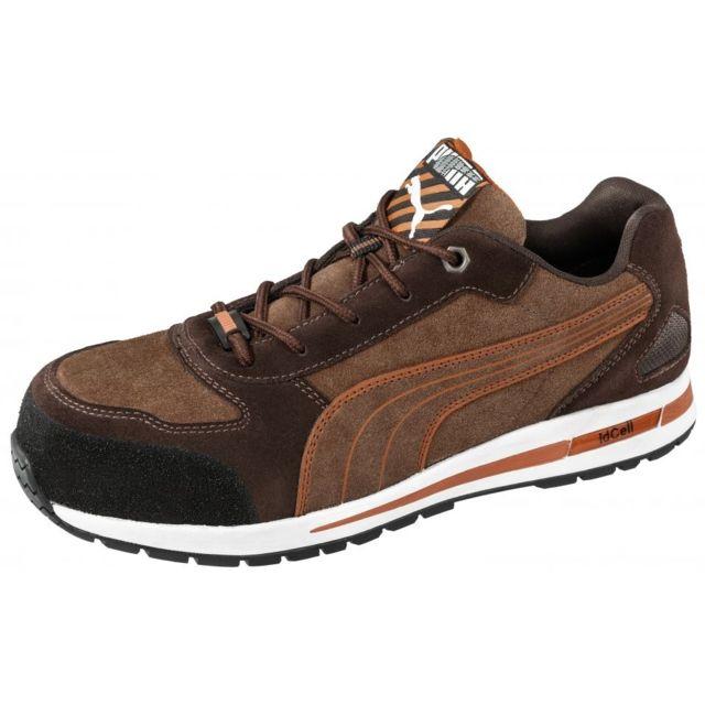 1dda3384fea6d4 Puma - Chaussures de sécurité Barani S1P HRO SRC 643010-40 - pas ...