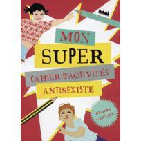 La Ville Brule - mon super cahier d'activités antisexiste