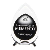 Memento - Encreur Dew Drop tuxedo black