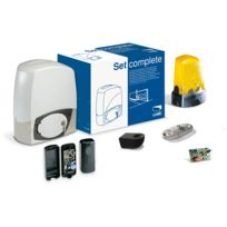 CAME - Automatisme coulissant Complet BX243 - Charge maximale 300kg - 001U9618