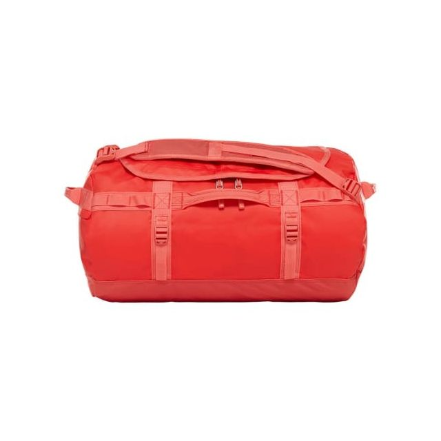The north face Sac Base Camp Duffel S 50L rouge rose pas