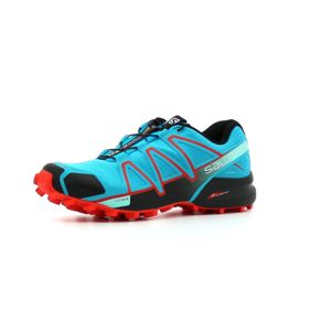 New Salomon Speedcross 4 Chaussures de course Trail Womens Chaussures de sport Rouge, Rouge, 39 1/3
