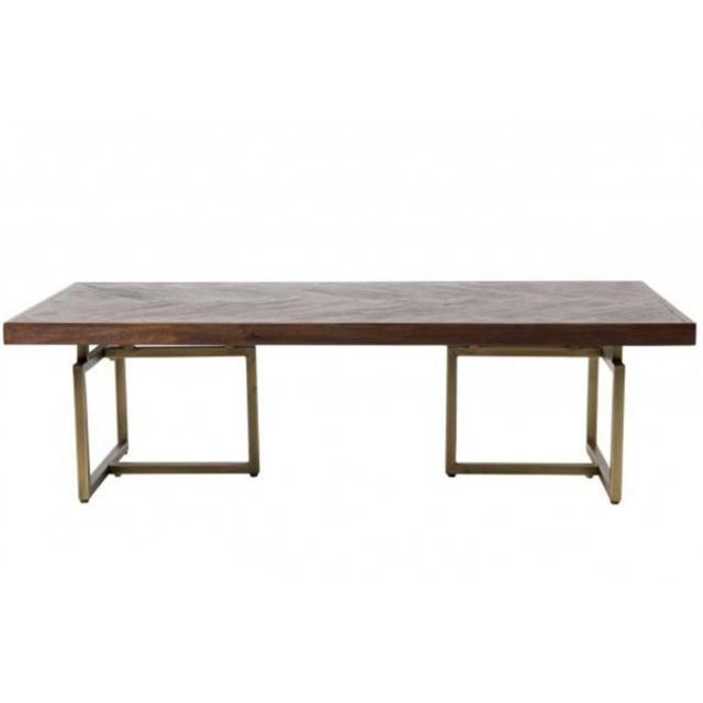 Inside 75 Dutchbone Table basse Class en acacia