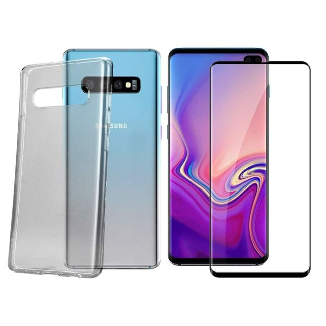 galaxy s10 plus coque integrale