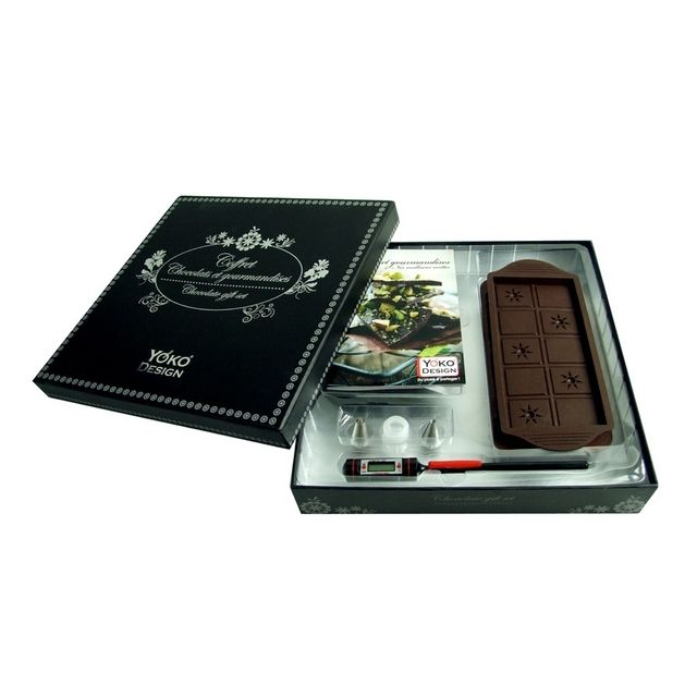 YOKO DESIGN Coffret Patissier Chocolat