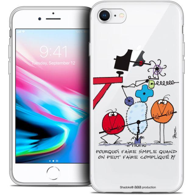 coque simple iphone 8