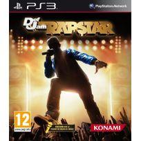Konami - Def Jam rapstar + micro - Ps3