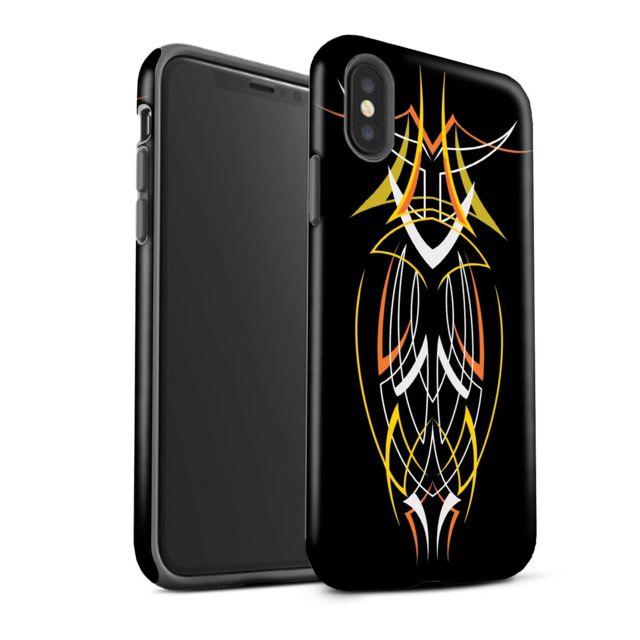 coque iphone xs max jaune apple