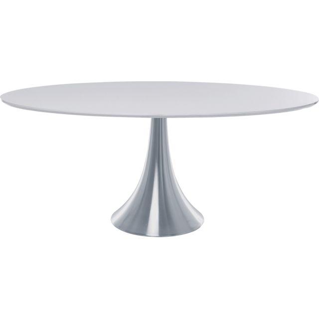 Karedesign Table blanche Grande Possibilita 180x100cm Kare Design