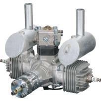 DL Engines - Moteur DLE 40 bicylindre 2 temps