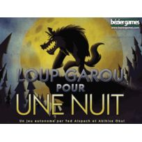 Bezier Games - Jeux de société - Loup Garou Pour Une Nuit bezier