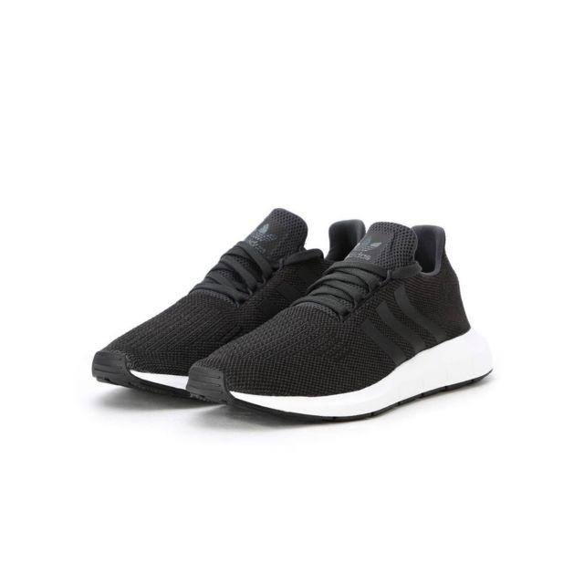 7782341f370a Soldes Adidas originals - Basket mode Swift Run - Cq2114 Noir - pas cher  Achat