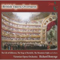 Somm - Ouvertures Operas Anglais