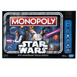MONOPOLY - STAR WARS 40ANS - C19901010